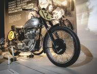 MBKVisita Fabrica Triumph museo 6723
