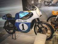 MBKVisita Fabrica Triumph museo 6725