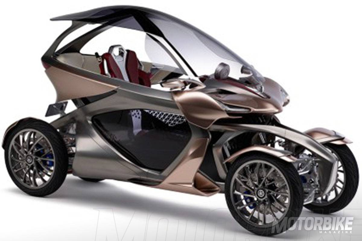 MBK - Yamaha-MWC-4-Concept