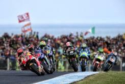 Marc Marquez GP Australia 2017 victoria