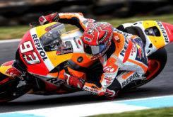 Marquez MotoGP Australia 20186