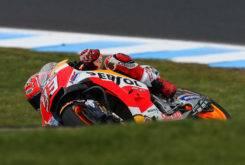 Marquez MotoGP Australia 20189