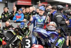 Maverick Vinales primera fila GP Australia MotoGP 2017