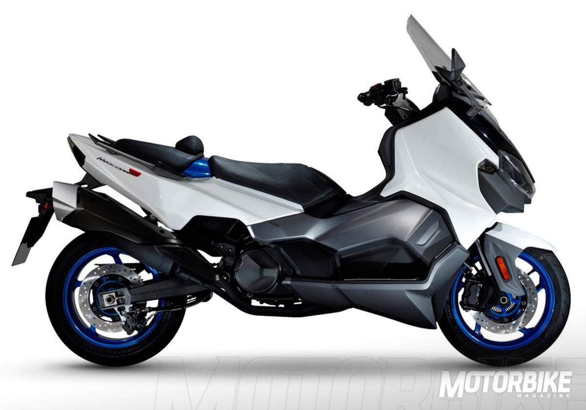 SYM Maxsym TL1 2018 - Precio, fotos, ficha técnica y motos rivales