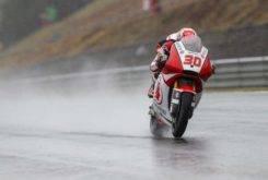 Takaaki Nakagami pole GP Japon Moto2