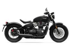 Triumph Bonneville Bobber Black 2018 12