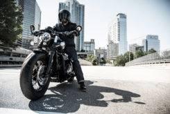 Triumph Bonneville Bobber Black 2018 45
