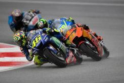 Valentino Rossi GP Malasia 2017 carrera