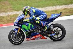 Valentino Rossi GP Malasia MotoGP 2017 FP3