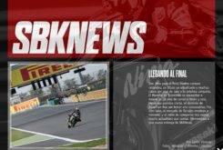 WSBK News MBK34