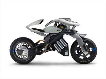 Yamaha MOTOROiD 01