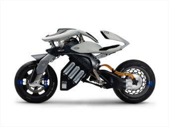 Yamaha MOTOROiD 02