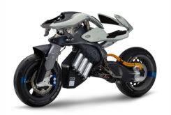 Yamaha MOTOROiD 04