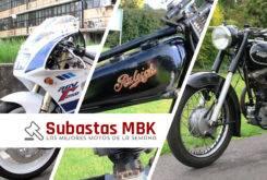 subastas de motos mbk 19