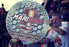 Camiseta Marc Marquez Campeon MotoGP 2017 06