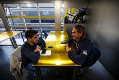 Entrevista Piero Taramasso Valencia MotoGP Michelin 5