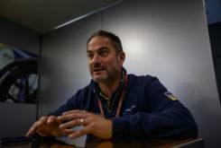 Entrevista Piero Taramasso Valencia MotoGP Michelin 7