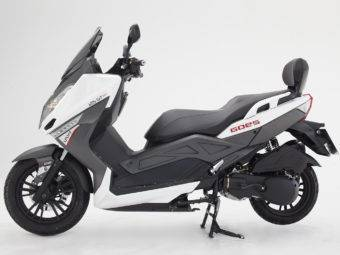 Goes G 125 GT 2018 55