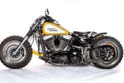 Harley Davidson Softail Fat Boy Special sidecar Hardcore Customs 02