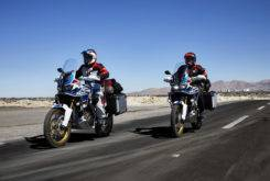 Honda Africa Twin Adventure Sports 2018 Fotos Accion 3