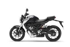 Honda CB125R 2018 Colores 9