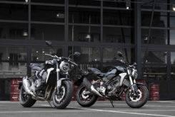 Honda CB125R 2018 Fotos estaticas 9
