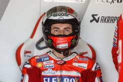 Jorge Lorenzo Test MotoGP Valencia 2018
