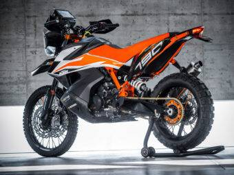 KTM 790 Adventure R Prototype 2018 1