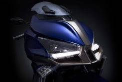 KYMCO Xciting 400 S 2018 Detalles 5