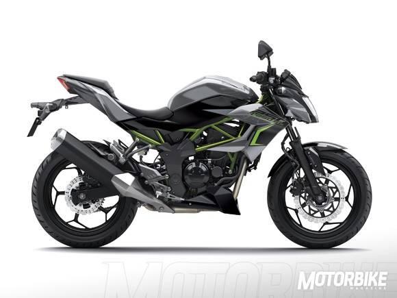 Kawasaki Z125 2018 - Precio, fotos, ficha técnica y motos rivales