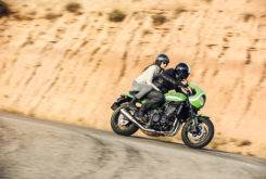 Kawasaki Z900RS Cafe 2018 Fotos accion 12
