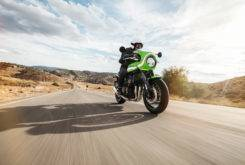 Kawasaki Z900RS Cafe 2018 Fotos accion 13
