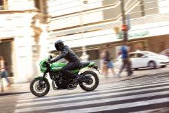 Kawasaki Z900RS Cafe 2018 Fotos accion 14