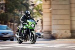 Kawasaki Z900RS Cafe 2018 Fotos accion 18