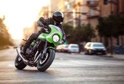Kawasaki Z900RS Cafe 2018 Fotos accion 19