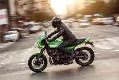 Kawasaki Z900RS Cafe 2018 Fotos accion 20