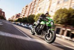 Kawasaki Z900RS Cafe 2018 Fotos accion 21