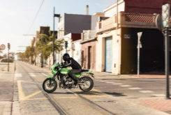 Kawasaki Z900RS Cafe 2018 Fotos accion 4