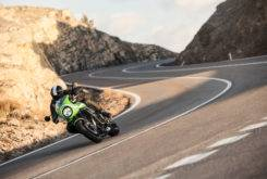 Kawasaki Z900RS Cafe 2018 Fotos accion 6