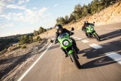 Kawasaki Z900RS Cafe 2018 Fotos accion 7