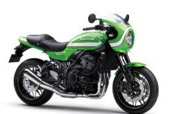 Kawasaki Z900RS Cafe 2018 Fotos estaticas 8