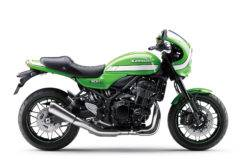 Kawasaki Z900RS Cafe 2018 Fotos estaticas 9