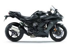 Kawaski H2 SX 2018 Color negro 2