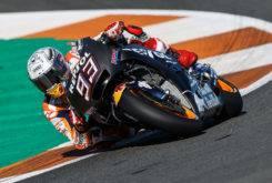 Marc Marquez Test Valencia MotoGP 2018