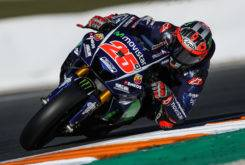 Maverick Vinales Test MotoGP 2018 Valencia 01