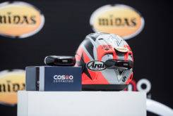 Maverick Vinales Midas Cosmo Connected