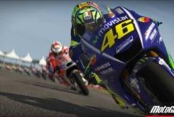 MotoGP17 videojuego