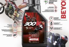 Motul nuevo lubricante competicion