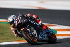 Test Valencia MotoGP 2018 marcas analisis 6
