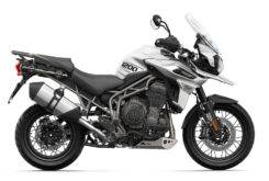 Triumph Tiger 1200 XCX 2018 Color Blanco 6